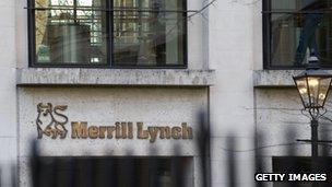 merrill lynch internship