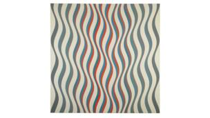 Image 1, Revised White 1967 by Bridget Riley