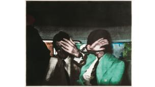 Release (Cristea 81) 1972 by Richard Hamilton