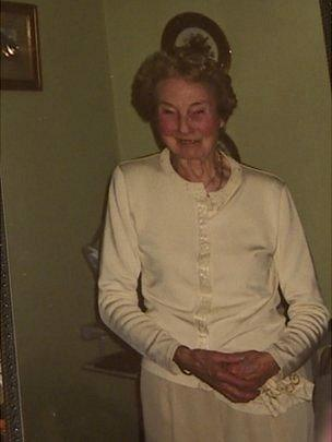 Olive Heylings was a resident of Cherry Tree House