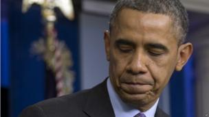 US President Barack Obama in Washington. Photo: 5 December 2013