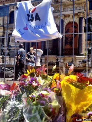 Flowers in Cape Town. Photo: Dakin Parker