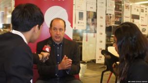 Steve Herrmann answers School Reporters questions