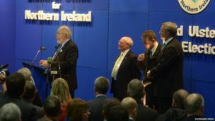 Sinn Féin's Francie Molloy