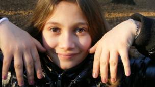 Camp dweller Isabella, 10