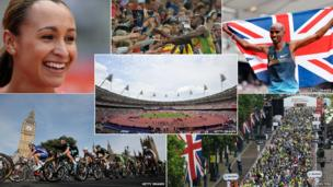 Jessica Ennis Hill, Usain Bolt, Mo Farah at the Anniversary Games and Ride London cycling events