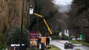Engineer working in Reigate, Surrey