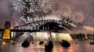 Sydney Harbour Bridge. Photo: Alan Davis