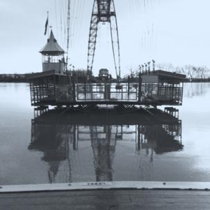 Newport's Transporter Bridge