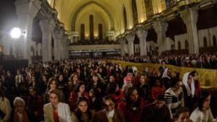 Congregation of Coptic Christians