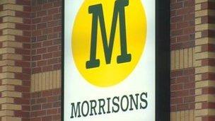 Archfarchnad Morrisons