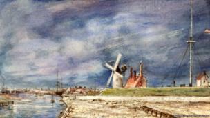 Littlehampton by John Constable