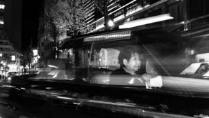 Taxi in Japan