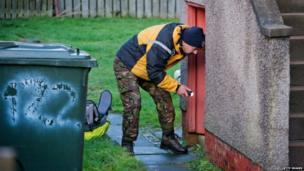 Man searching for Mikaeel Kular