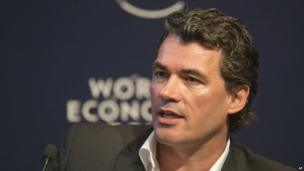 BT Group chief executive Gavin Patterson