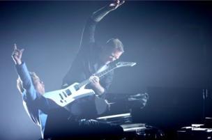 Lang Lang and Metallica