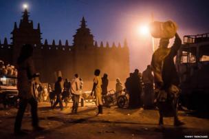 Djenne in Mali