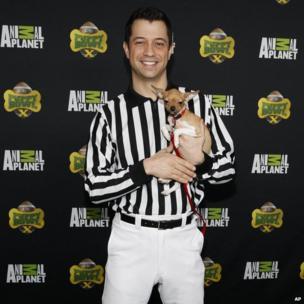 Puppy Bowl referee