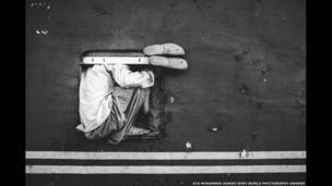 Homeless children in Chittagong, Bangladesh