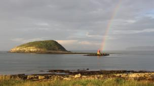 Rainbow over the Great Orme