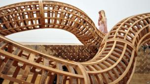 After 1998 by Richard Deacon