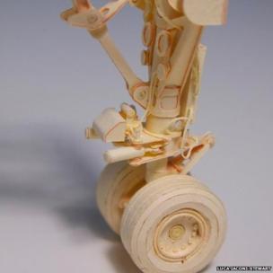 Plane wheel