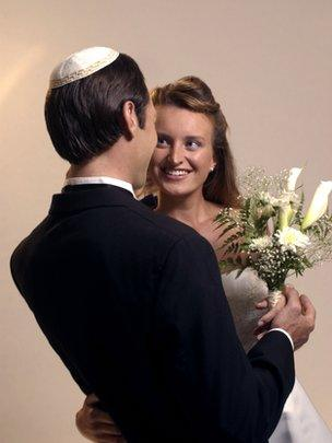 Non jew dating a jewish man
