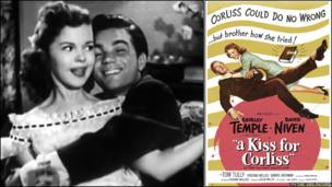 Shirley Temple in A Kiss For Corliss