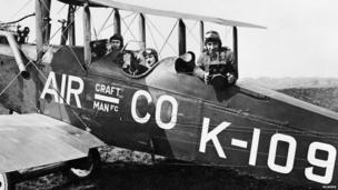 Aerofilms aerial photographers