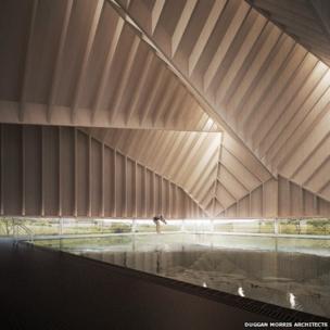 Alfriston Pool concept design