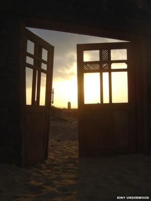 Doors on Fuerteventura