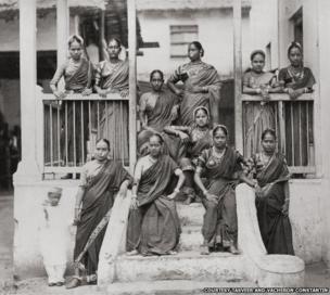 Women in 1900