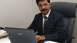 Astrologer Abhishek Dhawan