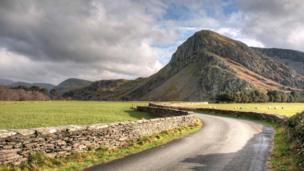 Robert Falcon from Liverpool took this photo of Bird Rock by Tywyn, Gwynedd