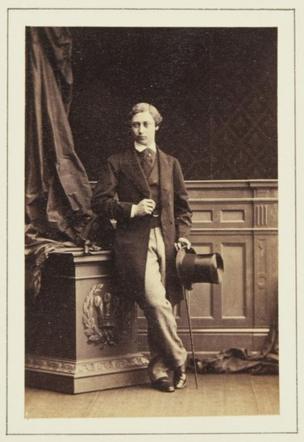 Bertie (Albert Edward) Prince of Wales