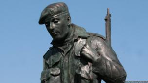 Durham Light Infantry Memorial
