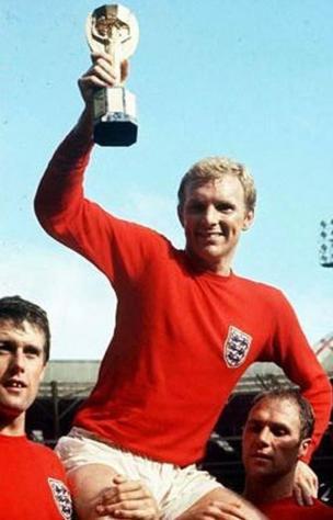 1966 England kit