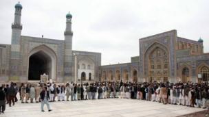 voters in Herat