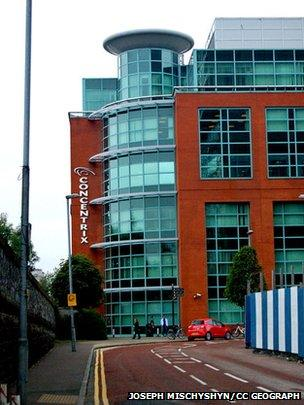 Concentrix to create around 1,000 new jobs in Belfast - BBC News