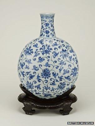 vase - Ming Vase