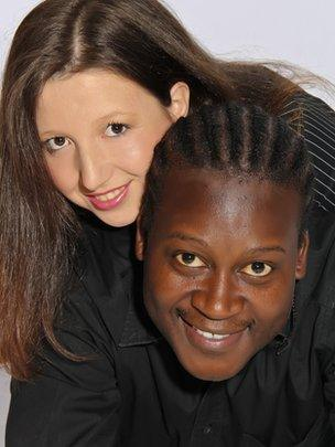 South african interracial couples