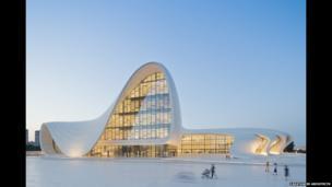 Heydar Aliyev Center - Baku Azerbaijan