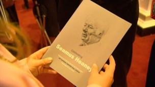 The concert organisers produced a commemorative booklet for the event
