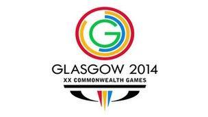 Logo Gemau'r Gymanwlad Glasgow