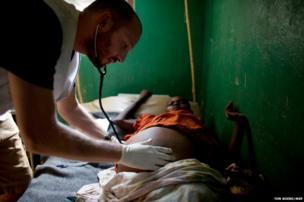 MSF in Bossangoa Hospital, CAR