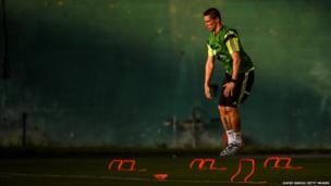Spanish forward Fernando Torres