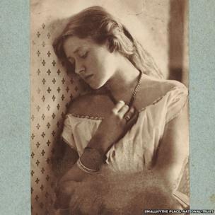 Julia Margaret Cameron, Sadness (1864)