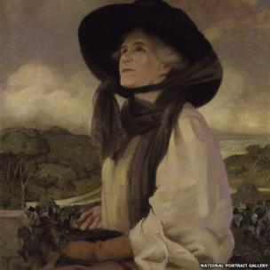 Walford Graham Robertson, Ellen Terry (1922)
