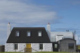House No. 7 Scotland by Denizen Works