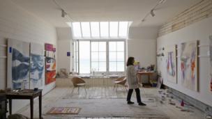 Porthmeor Artists' Studios